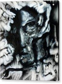 Void Acrylic Print by David H Frantz