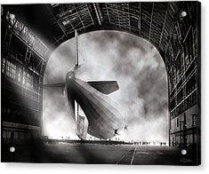 Voyage To Infamy Acrylic Print by Peter Chilelli