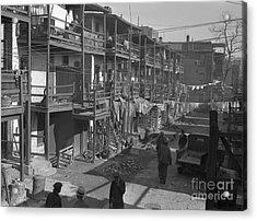 Washington Slum, 1935 Acrylic Print by Granger