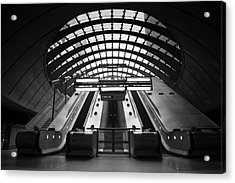 Way Out Acrylic Print by Ivo Kerssemakers