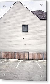 West-facing Rise Acrylic Print by Ross Odom