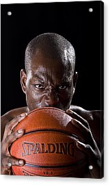 Who Want To Play Acrylic Print by Val Black Russian Tourchin