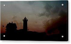 Wicked Dawn Acrylic Print by Lori Deiter