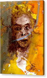 Wild Girl  Acrylic Print by Pearse Gilmore