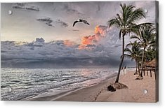 Wind Beneath My Wings Acrylic Print by Movie Poster Prints