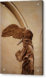 Winged Victory Acrylic Print by JAMART Photography