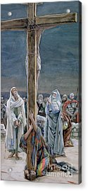 Woman Behold Thy Son Acrylic Print by Tissot