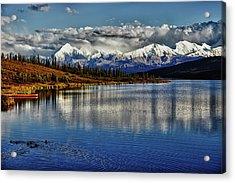 Wonder Lake IIi Acrylic Print by Rick Berk