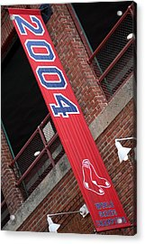 World Series Champs Acrylic Print by Greg DeBeck