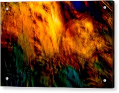 Wounded Earth 2 Acrylic Print by Tim Thorpe