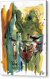 Zin-findel Acrylic Print by Robert Joyner