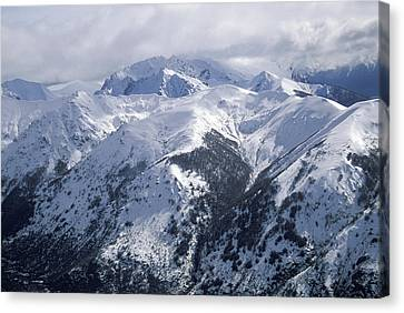 Argentina. Andes Mountains Canvas Print by Anonymous