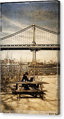 Dumbo Canvas Print by Frank Winters