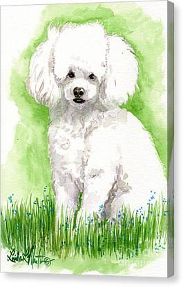 Jorji Canvas Print by Linda L Martin