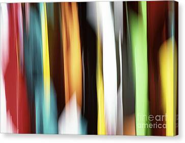 Textures Canvas Print featuring the photograph Abstract by Tony Cordoza