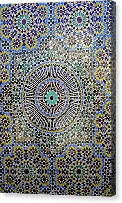 Africa, Morocco, Fes Canvas Print by Kymri Wilt