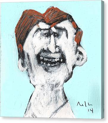 Animus No. 36  Canvas Print by Mark M  Mellon