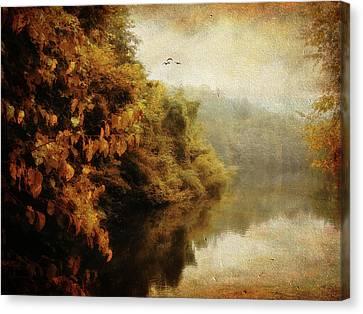 Autumn Canvas Canvas Print by Jessica Jenney