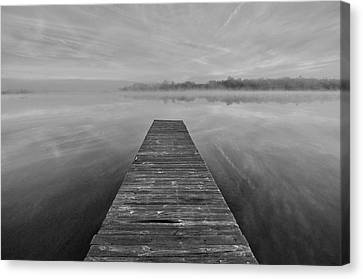 Bettis Landing Canvas Print by Donnie Smith