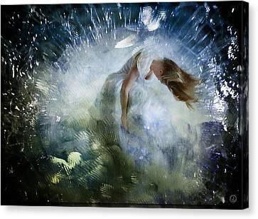 Breaking Free Canvas Print by Gun Legler