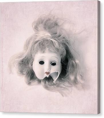 Broken Head Canvas Print by Joana Kruse