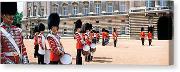 Buckingham Palace London England Canvas Print by Panoramic Images