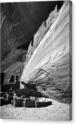 Canyon De Chelly Canvas Print by Steven Ralser