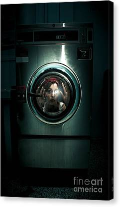 Cleaning Problems Canvas Print by Jorgo Photography - Wall Art Gallery