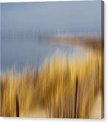 Cupsogue Beach II Canvas Print by Bob Retnauer