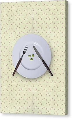 Diet Canvas Print by Joana Kruse