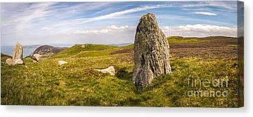 Druids Stone Circle Canvas Print by Amanda And Christopher Elwell