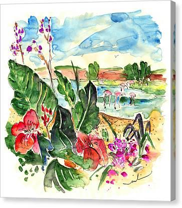 El Rocio 06 Canvas Print by Miki De Goodaboom