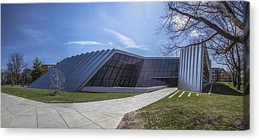 Eli And Edythe Broad Art Museum Canvas Print by John McGraw