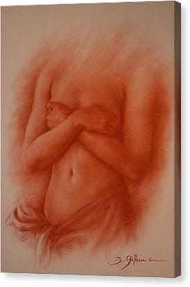 Elle Est Ile Canvas Print by Guillaume Bruno