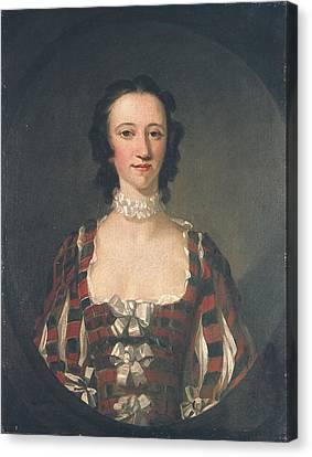 Flora Macdonald (1722-1790) Canvas Print by Granger