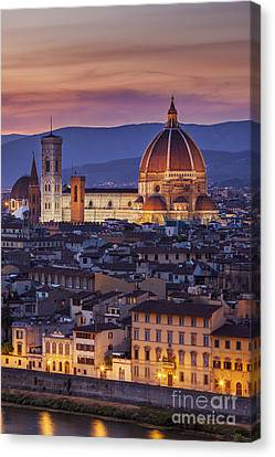 Florence Duomo Canvas Print by Brian Jannsen
