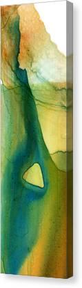 Fluidity 42 Canvas Print by Brian Allan