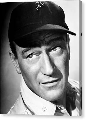 Flying Leathernecks, John Wayne, 1951 Canvas Print by Everett