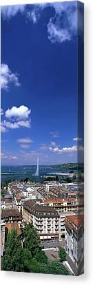 Geneva Switzerland Canvas Print by Panoramic Images