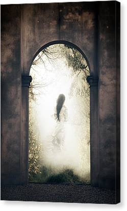 Ghost Canvas Print by Joana Kruse