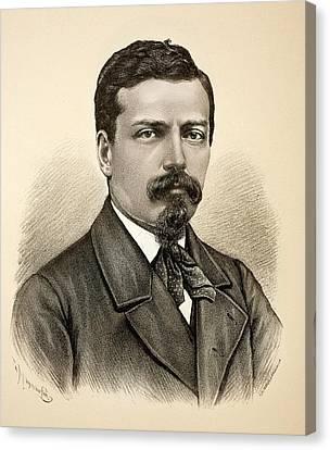 Giovanni Schiaparelli Canvas Print by Paul D Stewart