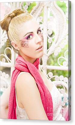 Glamour Canvas Print by Jorgo Photography - Wall Art Gallery