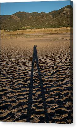 Great Sand Dunes National Park Canvas Print by Jim West