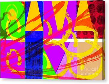 I Wish Canvas Print by Francine Collier