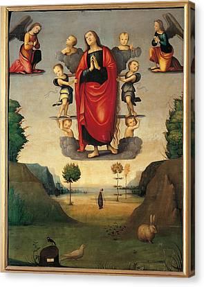 Italy, Emilia Romagna, Ferrara Canvas Print by Everett