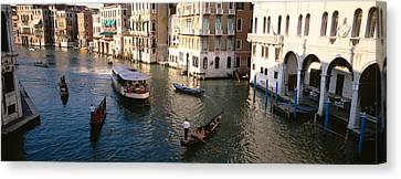 Italy, Venice Canvas Print by Panoramic Images