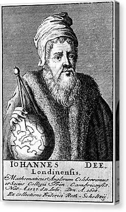 John Dee Canvas Print by Universal History Archive/uig