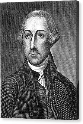 Joseph Hewes (1730-1779) Canvas Print by Granger