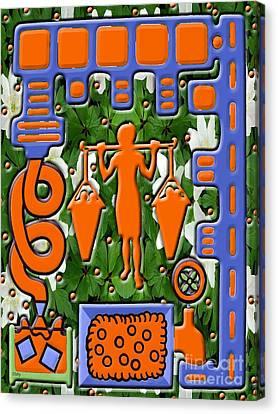 Juice Canvas Print by Patrick J Murphy