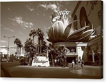 Las Vegas 2008 Canvas Print by Frank Romeo